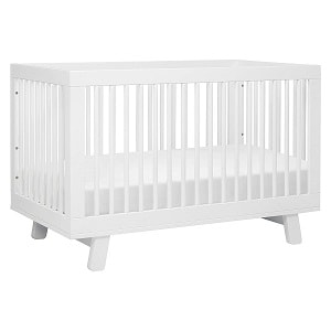 Hudson 3-in-1 Convertible Toddler Cot By Babyletto