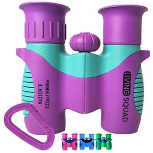 Living Squad 8x21 Girls Binoculars