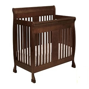The Porter 4-in-1 Toddler Bed and Baby Cot